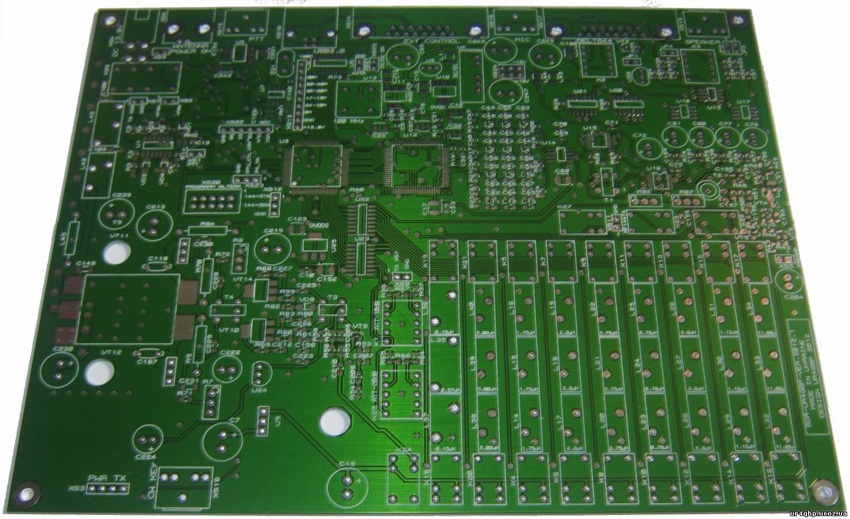 SDRADIORU - Software for digital modes